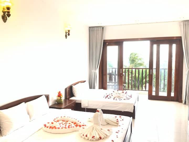 Family Room 203 - Havana Resort ( Hướng biển )