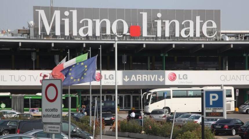 Stanza privata Linate Idroscalo