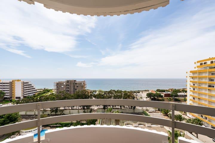 Praia da Rocha Torre 3 Castelos OceanView
