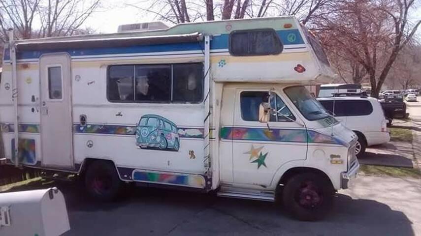 Hippie Retreat