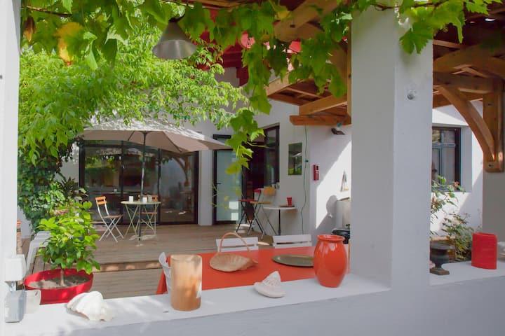"""Location villa """" La Fringuante """""""