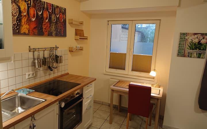 Apartment für längere Aufenthalte