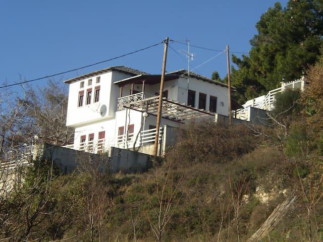 ΑΝΟΙΚΤΟΙ ΟΡΙΖΟΝΤΕΣ - Thessalia Sterea Ellada - House
