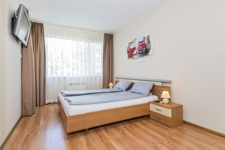 #Stayhome @ The M Place-Modern Central Apt+Parking