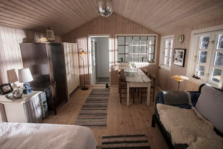 The cosy guesthouse in the woods - Charlottenlund