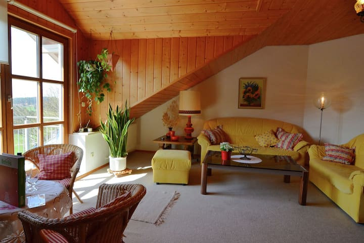 Holiday Home in Waldkirchen with Sauna, Balcony & Garden