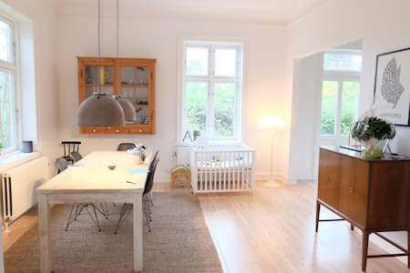 The perfect family stay - Espergærde - Villa