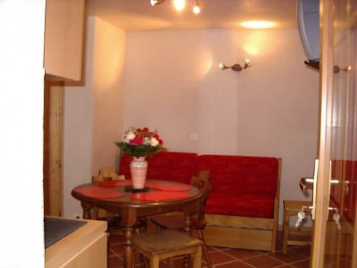 Appartement pour  2 personnes près de Montalbert
