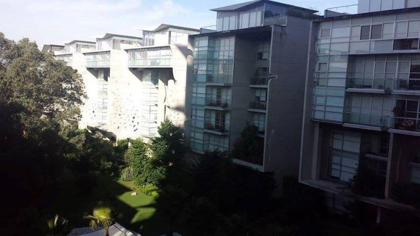 Recámara privada con cama individual - Tlalnepantla - Wohnung