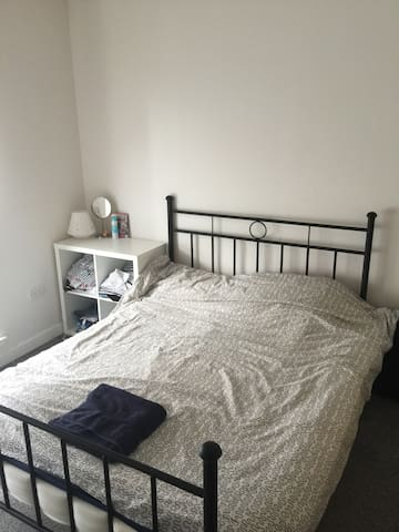 Warm Double room in Edinburgh