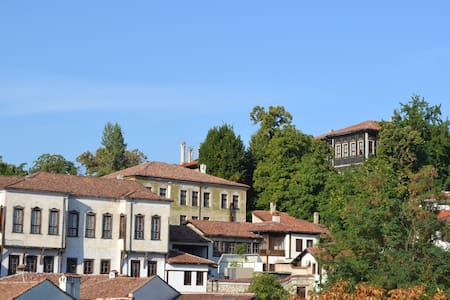 The old town apartment - Plovdiv