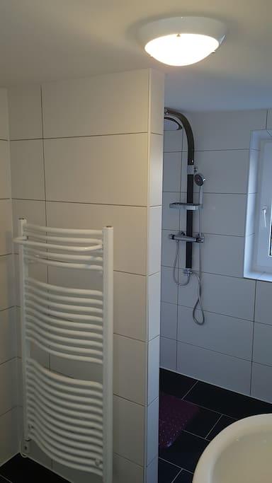 Dusche / Bad / WC im 1 OG