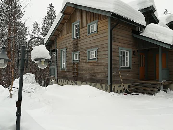 Chalet Kanta near Pyhä Ski Resort