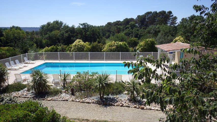 Gite au calme - Saint-Christol-lès-Alès - Apartment-Hotel