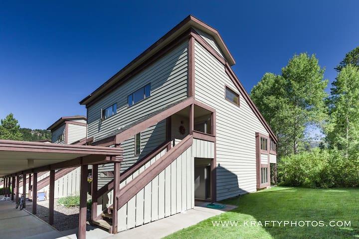 Cozy room near Jackson Hole Mountain Resort - Wilson - Condomínio