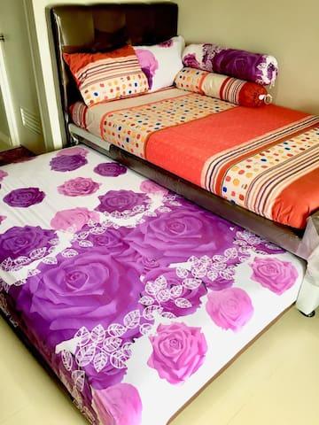 2 Single Bed in Jakarta Barat (LONGTERM GET DISC)