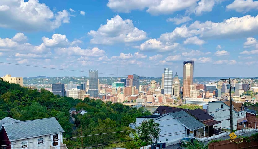 Lucky Castle_Best View Of Greater Pittsburgh