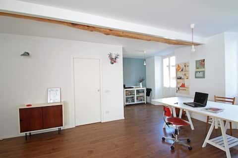 Studio-lejlighed