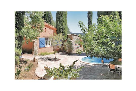 Holiday cottage with 2 bedrooms on 80m² in La Garde Freinet
