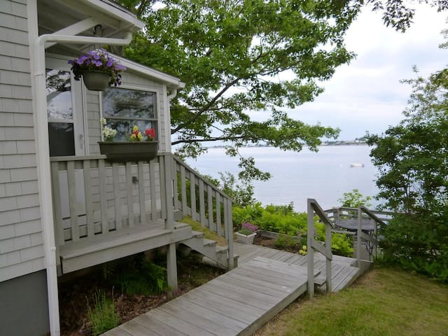 Garrison Cove Cottage - Harpswell - Haus