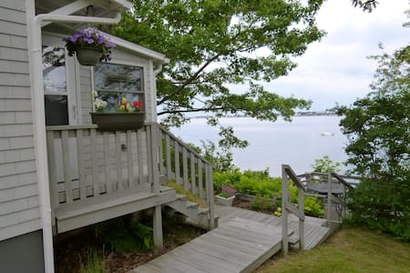 Garrison Cove Cottage - Harpswell