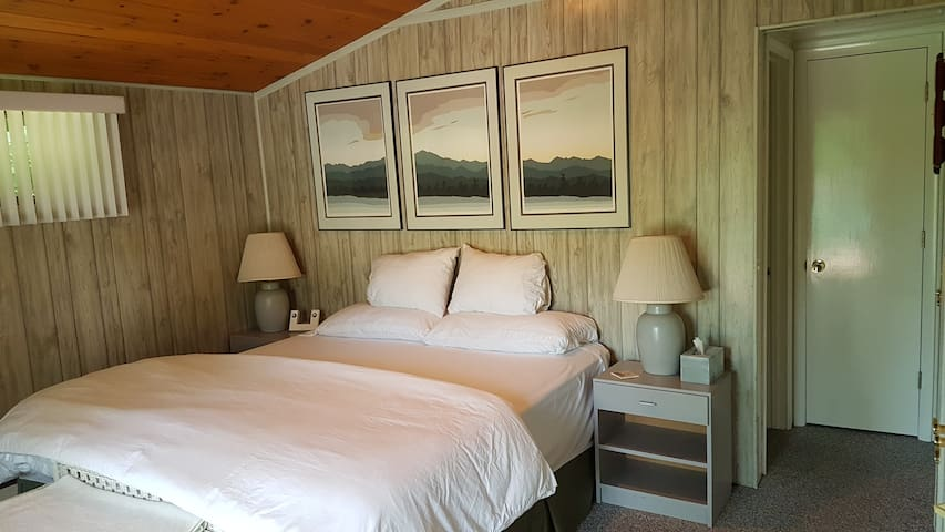 Suite overlooking Keuka Lake