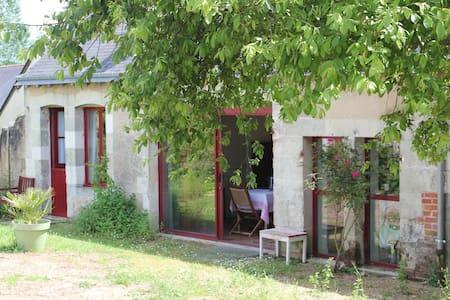 Petit Gîte de l'huilerie - Dissay-Sous-Courcillon - Ev