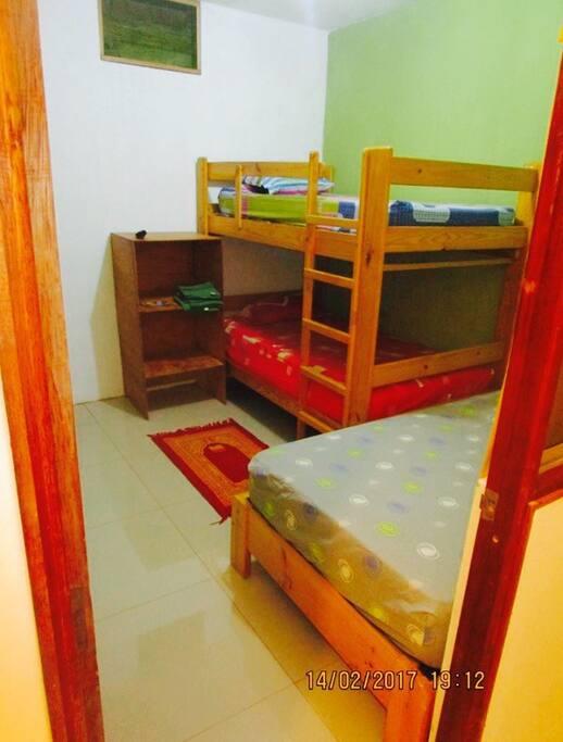 Habitación totalmente renovada!!