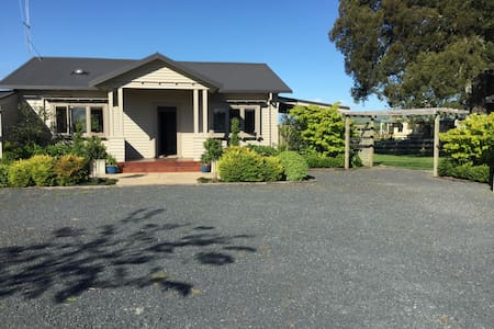 Private Oasis, Matangi, 2 bedrooms - Tamahere - House