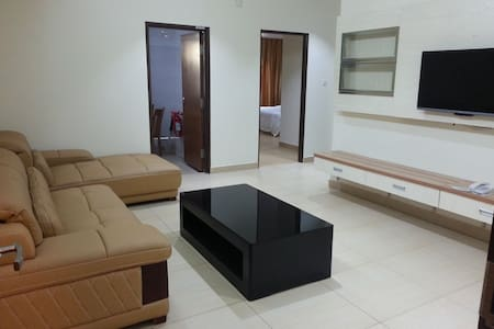2 BedRoom Serviced Apartments