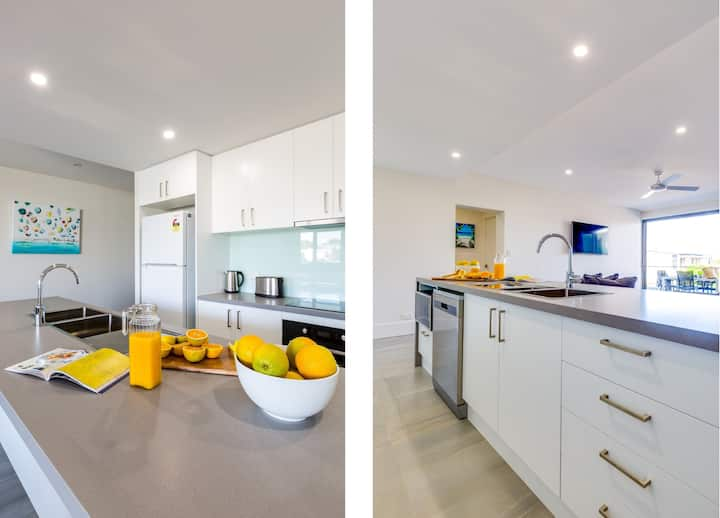 2. Beautiful Apartment in the Centre of Huskisson