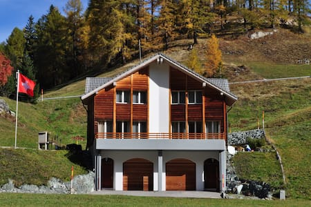 4-Sterne-Unterkunft mit Garage (Torautomatik) etc. - Marmorera - Dom