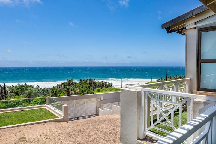 Bazley Beach Home with perfect sea views