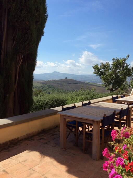 Residence Podere i Prati in Val D\' Orcia - Farm stays for Rent in ...