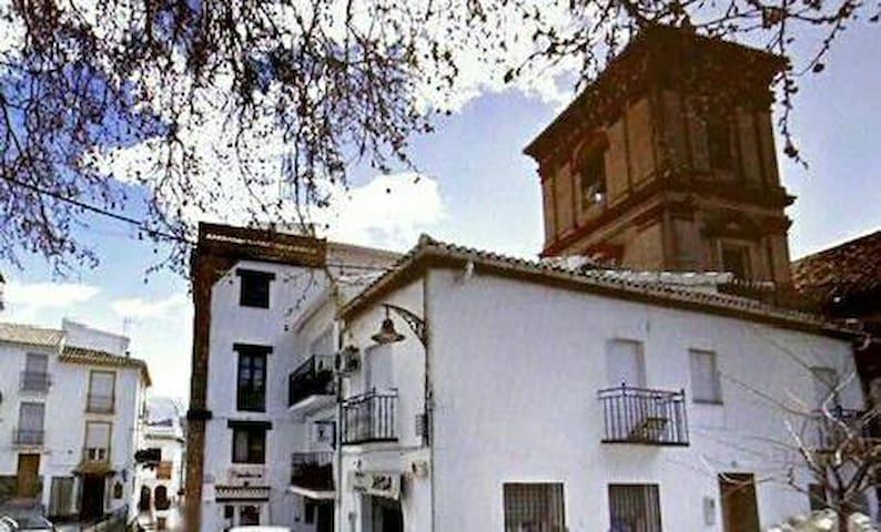 Piso céntrico con vistas únicas - Güejar Sierra - Flat