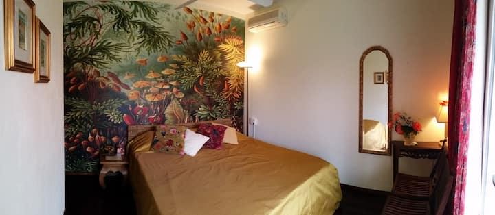 2 Cozy Private Rooms Gardalake & Pool& breakfast