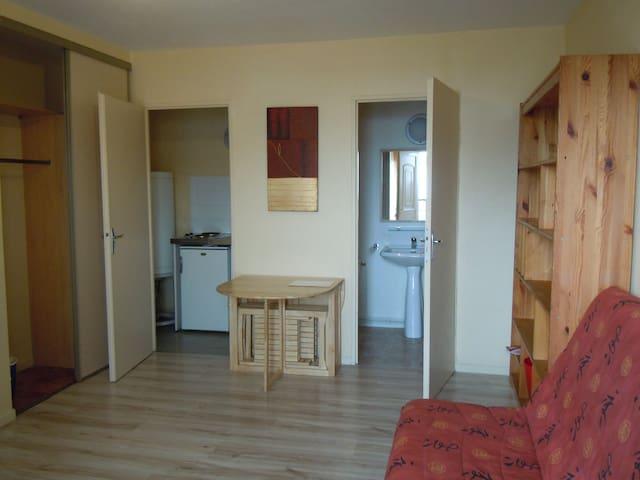 studio 25  dans résidence à Toulouse - Toulouse - Lägenhet