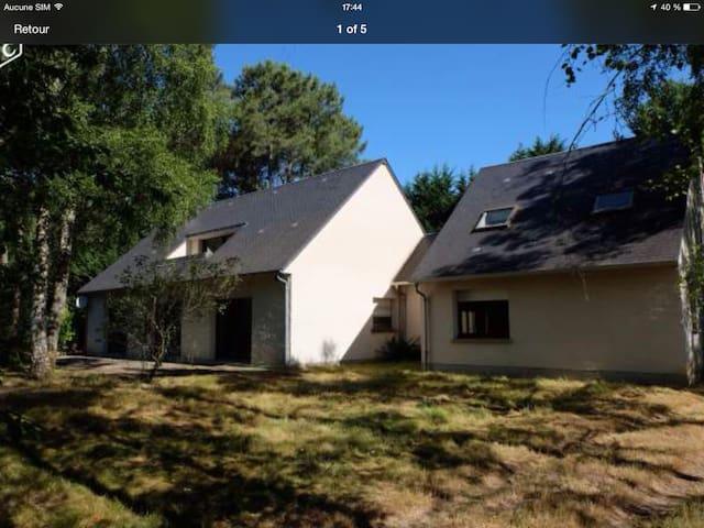 Maison en location pour 24 heures du Mans
