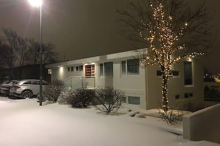Stylish apartment, Free parking, Beautiful garden