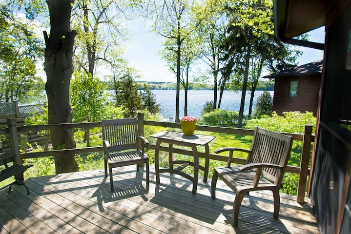 Cazenovia Lake Cottage