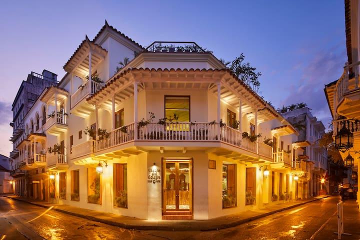 Hotel Casona del Colegio - Cartagena