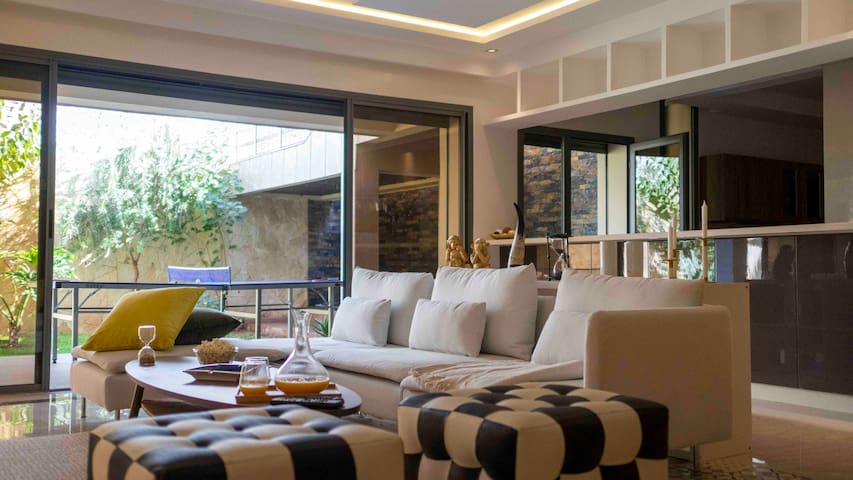 New Luxury Villa in Marrakech - Best Location