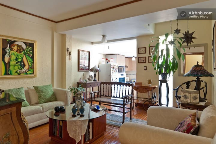 wonderfully located apartment