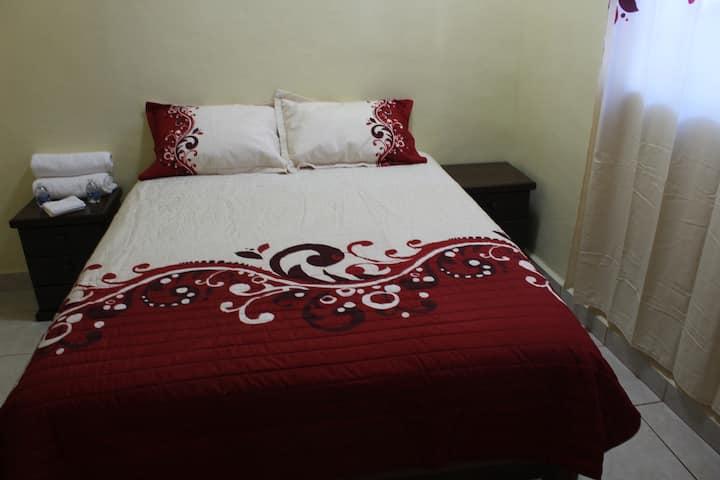 Habitación Ciricote (Hotelito K'uyche')
