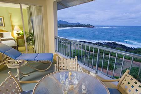 2bdm OceanView Koloa, Kauai#2 - コロア