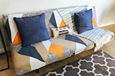 Spacious, cozy, charming private suite