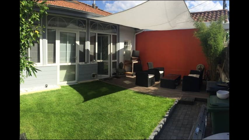 Maison Loft - Bordeaux - Casa