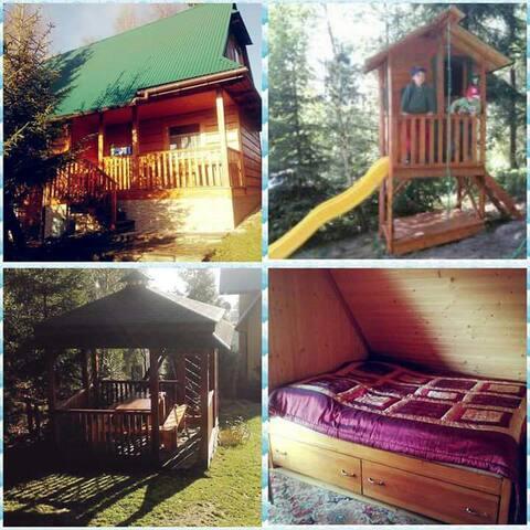 Domek,Podhale,Nowy Targ Домик,Новы Тарг,Закопане
