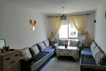 appartement  bouznika beach