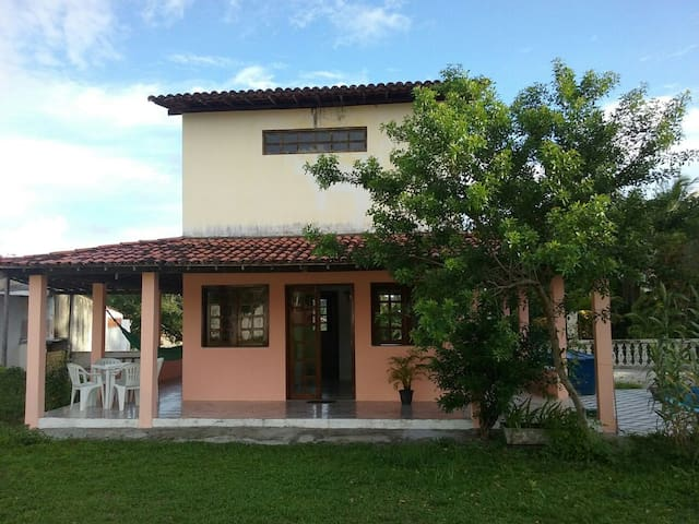 Sitio dos Milagres - Jaguaripe - House